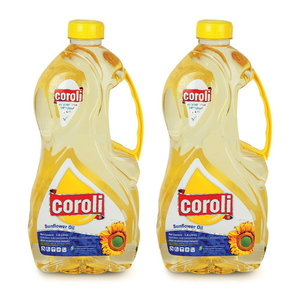 Coroli Sunflower Oil 1.8Litre x 2pcs