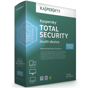 Kaspersky Total Security Multi-Device 3Users