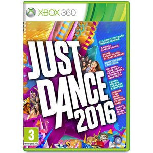 Xbox 360 Just Dance 2016