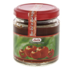 Lulu Concentrated Tomato Paste 100g