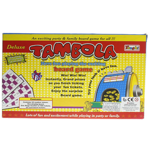 Tanshi Deluxe Thambola