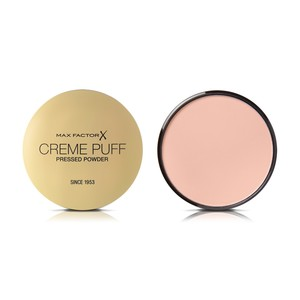 Max Factor Creme Puff Pressed Compact Powder 085 Light n Gay 1pc