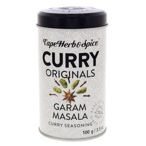 Cape Herb & Spice Rub Garam Masala Curry Seasoning 100g