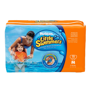 Huggies Little Swimmer Pants 11-15kg, Medium 11pcs