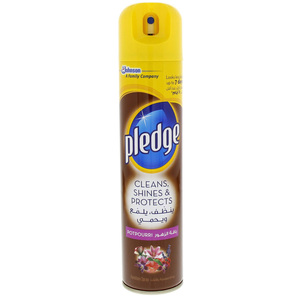 Pledge Cleans, Shines & Protects Potpourri Furniture Spray 300ml