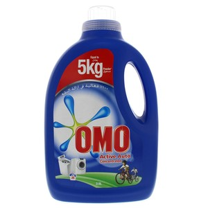 Omo Active Auto Liquid Detergent Concentrated 2.5Litre
