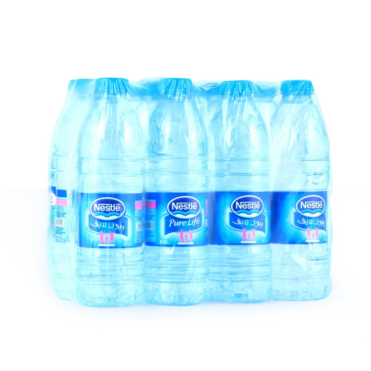 Buy Nestle PureLife Drinking Water 500ml x 12 Pieces - Mineral
