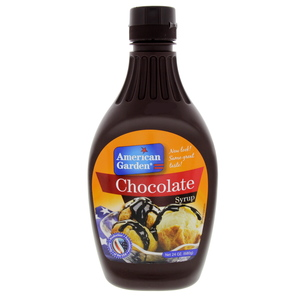 American Garden Syrup Chocolate 680 Gm