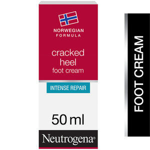 Neutrogena Foot Cream Norwegian Formula Cracked Heel Intense Repair 50ml
