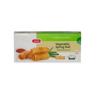 Lulu Vegetable Spring Roll 240g