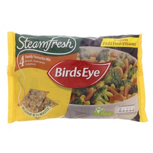 Birds Eye Steam Fresh Family Favourite Mix 540g