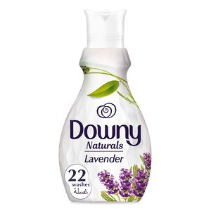 Downy Naturals Concentrate Fabric Softener Lavender Scent 880ml