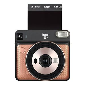 Fujifilm Instax Camera SQUARE SQ6 Gold