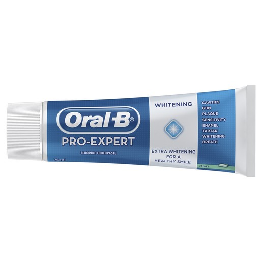 Oral-B Pro-Expert Whitening  Toothpaste 75ml