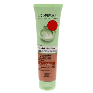 L'Oreal Skin Expert Pure Clay Exfoliating Gel Wash 150ml