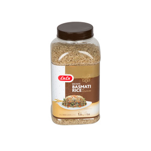 Lulu Brown Basmati Rice 1.5kg