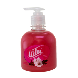 Lulu Hand Wash Rose Vanilla 320ml