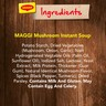 Maggi Mushroom Instant Soup 12g x 4 Pieces