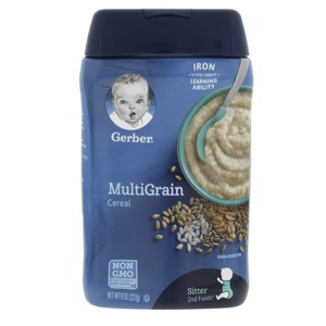 Gerber Multi Grain Cereal 227g