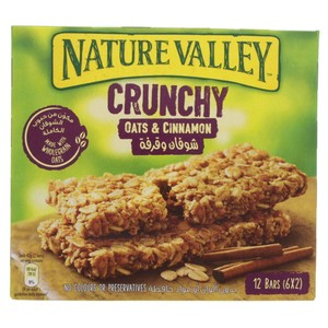 Nature Valley Oats And Cinnamon Crunchy Granola Bar 42g