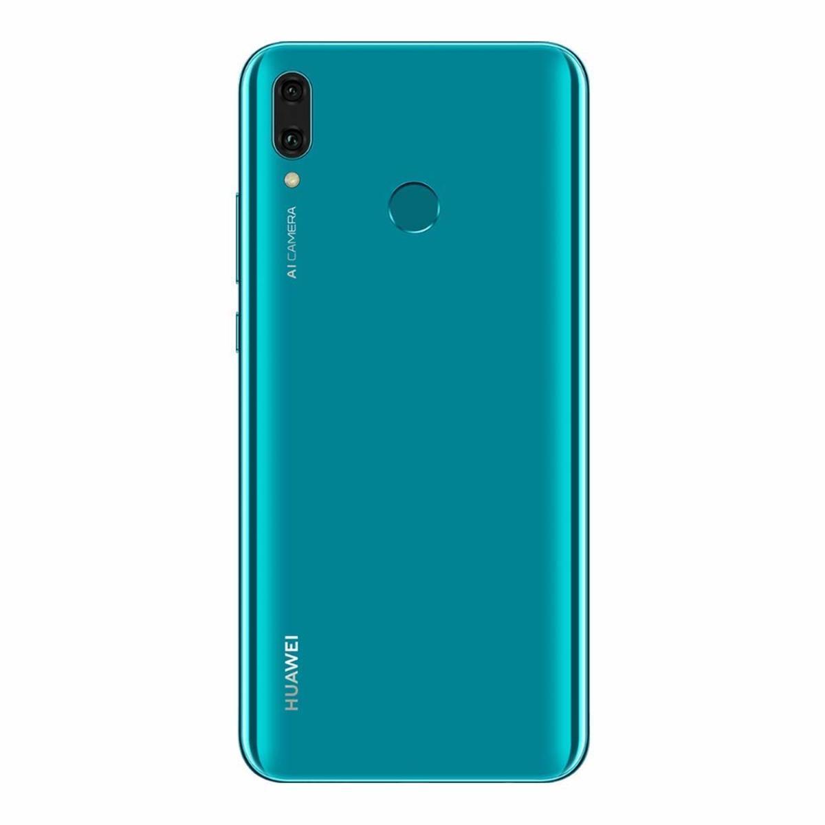 Buy Huawei Y9-2019 128GB Sapphire Blue - TV FESTIVAL - Lulu