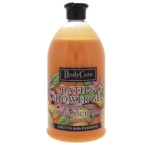 Body Care Bath and Shower Gel Passion Fruit 1Litre