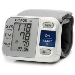 Omron Blood Pressure Monitor RS3