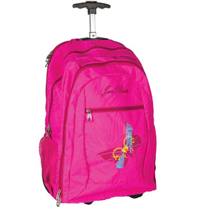 Jan Boots School Trolley Assorted Colors 20inch