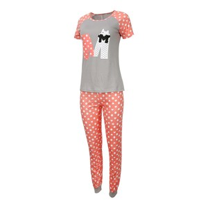 Eten Women's Pyjama Set Short Sleeve DJ-849