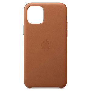 iPhone 11 Pro Leather Case MWYD2ZM Saddle Brown