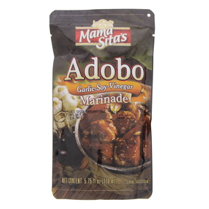 Mama Sita's Adobo Marinade Garlic-Soy-Vinegar 170ml