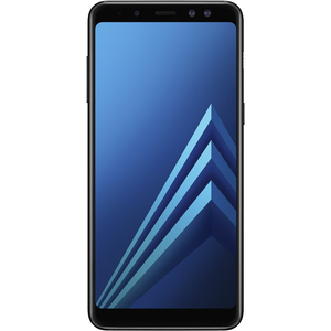 Samsung Galaxy A8 Plus(A730) 2018 64GB 4G Black