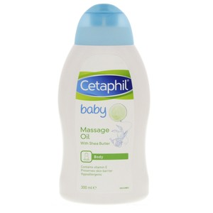 Cetaphil Baby Massage Oil Shea Butter 300ml