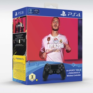 FIFA 20 PS4 Title+controller+14 days plus(14 days online content)