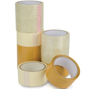 Lulu Packing Tape Brown 4Pc + Clear Tape 4Pc+ Masking Tape 2Pc