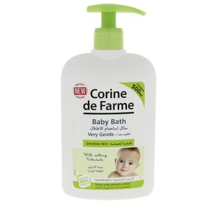 Corine De Farme Baby Bath Very Gentle 500ml