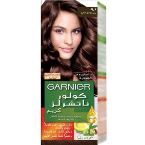 Garnier Color Natural Creme Dark Brown 4.7 1 Packet