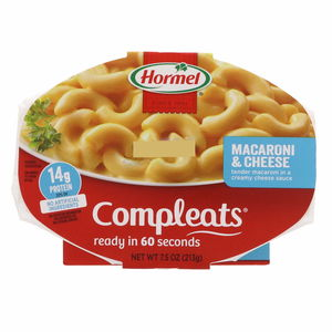 Hormel Compleats Macaroni & Cheese 213g