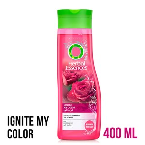 Herbal Essences Ignite My Color Vibrant Color Shampoo with Rose Essences 400ml
