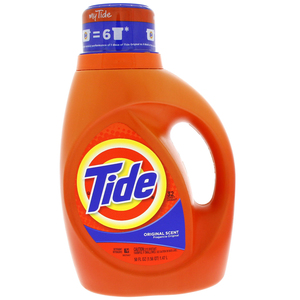Tide Original Scent Washing Liquid 1.47Litre