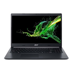 "Acer Aspire 3-A315-54K-38KZ  Notebook Laptop, Intel Core i3-7020U, 15.6"" HD, 1TB HDD, 4GB RAM, Intel UHD, Win10, Eng-Ara KB, Black"