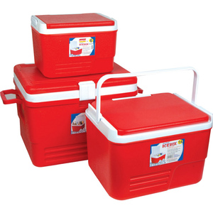 Aristo Cooler Box Set 3pcs 25L + 14L + 6L Assorted Colour