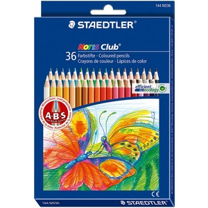 Staedtler Noris Club Color Pencil 144ND36 36 piece