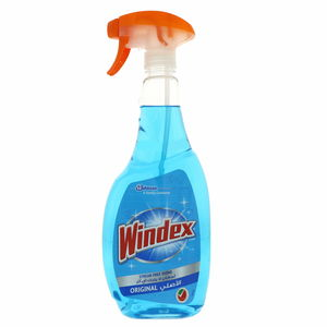 Windex Streak Free Shine Original Glass Cleaner 750ml