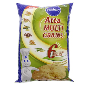 Pillsbury Atta With Multi Grains 5 Kg