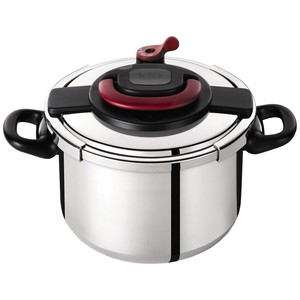 Tefal Clipso Plus Pressure Cooker 6 Ltr