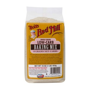 Bob's Red Mill Low-Carb Whole Grain Baking Mix 453g