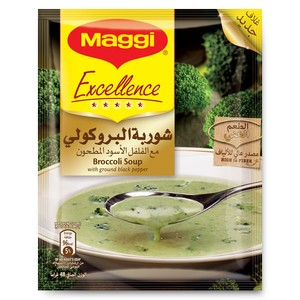 Maggi Excellence Broccoli Soup 48g Sachet