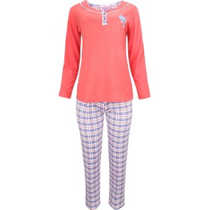De Backers Women's Pyjama Set Long Sleeve W18-14P