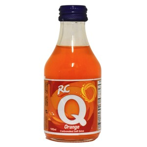 RC Orange Bottle 180ml
